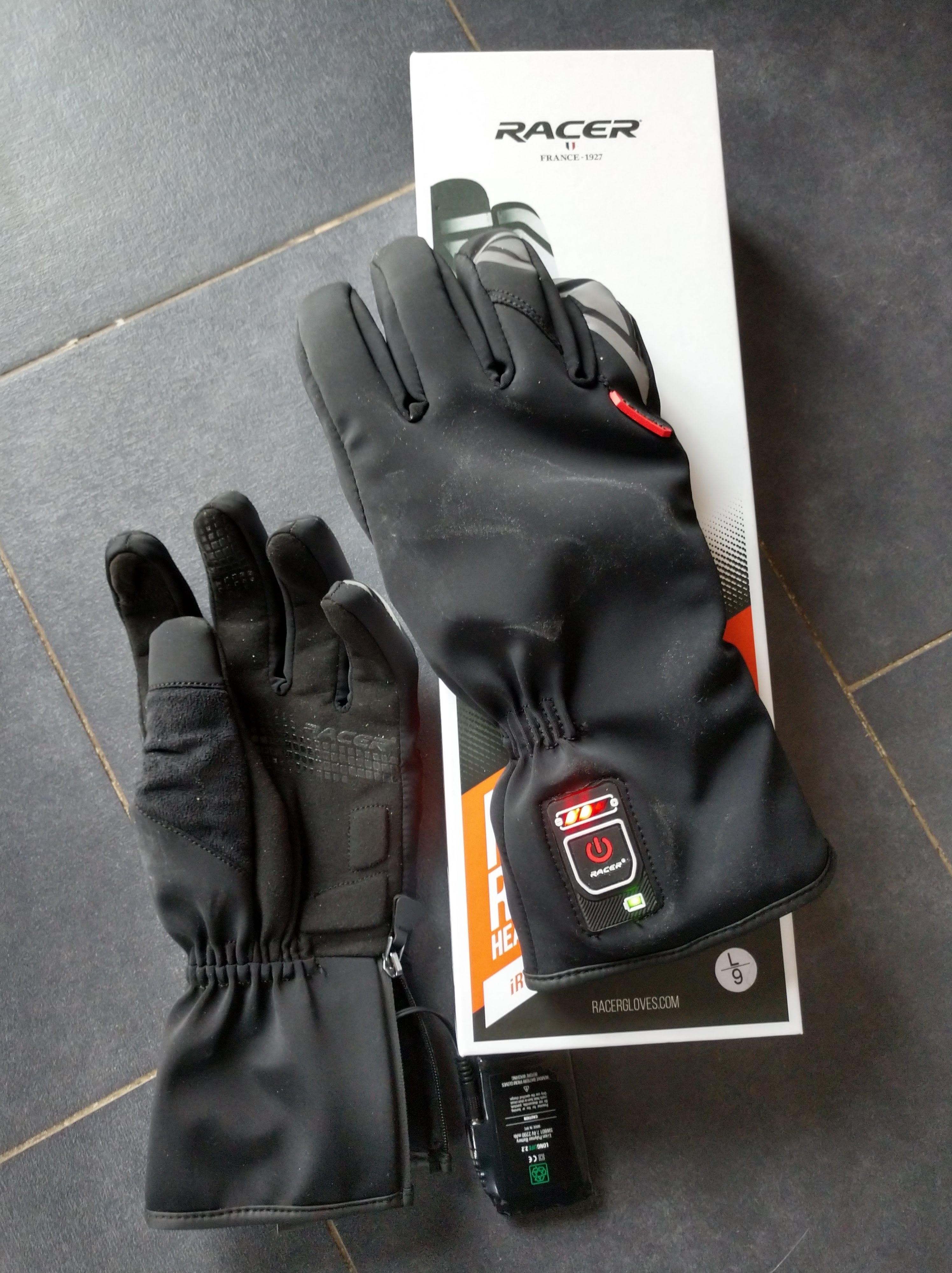 Racer : E-Gloves 2
